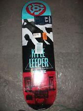 Stereo Skateboards Origins Kyle Leeper Skateboard Deck, 8.5