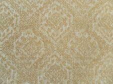 Sanderson Cortina/Tela De Tapicería Savary 0.85m miel textura damasco tejido