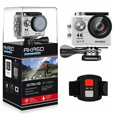 Akaso EK7000 4K 1080P Sports Action DV Camera Waterproof LCD Screen HDMI WIFI