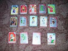 sainsburys lego cards complete full set 140