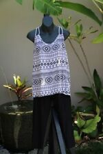Summer/Beach 100% Cotton Tops & Blouses for Women