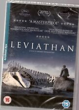 Leviathan DVD R2 Brand New   RUSSIAN  2014