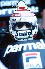 Nelson Piquet Brabham BT52B Dutch Grand Prix 1983 Photograph 1