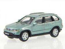 BMW e53 X5 grau Modellauto C171BND-006 Cararama 1:72
