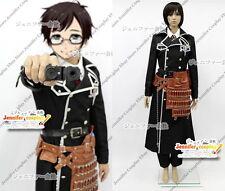 Ao no Blue Exorcist Yukio Okumura Cosplay Costume Only Jacket + Tie + bag