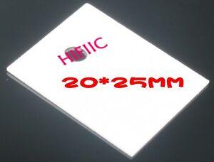 10PCS TO3P TO247 TO220 Ceramic Transistor Thyristor Insulation Pads 25*20MM
