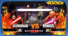 STAR WARS EPISODE 3 ROTS: BATTLE ARENA: SIDIOUS vs MACE