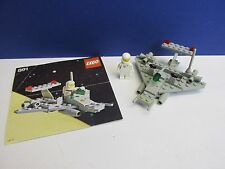 RARE lego 891 vintage CLASSIC SPACE SHUTTLE TWO-MAN SCOOTER set COMPLETE  D41