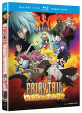 Fairy Tail The Movie Phoenix Priestess Blu-ray/DVD