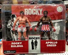 Rocky Balboa Apollo Creed Pack Neca Exclusive Pack