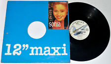 """Philippines SONIA You'll Never Stop Me Loving You 12"""" EP Record"""