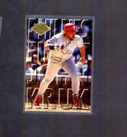 1994 Fleer Ultra Baseball Phillies Finest #10 John Kruk Philadelphia Phillies