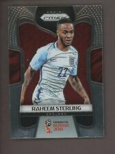 2018 Panini Prizm Soccer World Cup #73 Raheem Sterling England
