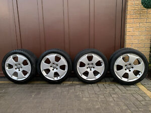 """2004-2008 Audi A3 8P 17"""" inch Alloy Wheels With Tyres Set of 4"""