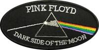 PINK FLOYD AUFBÜGLER EMBROIDERY PATCH # 19 DARK SIDE OF THE MOON - 10x5cm