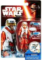 Star Wars The Force Awakens X-Wing Pilot Asty Action Figure Hasbro