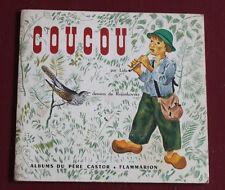1973 Coucou Lida Albums du Père Castor dessins Rojankovsky livre enfant