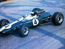 Jim Clark Lotus 33 Monaco Grand Prix 1966 Photograph 5
