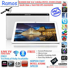 "Ramos i12c 2ghz intel atom z2580 11,6 "" 1366 x 768 pixels Android Tablette PC"