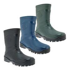 DEMAR Regenstiefel Gummistiefel Freizeit Stiefel Mädchen Jungen Damenstiefel neu