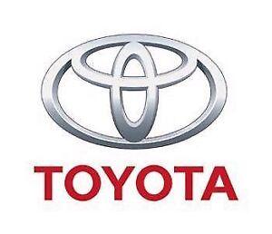 Genuine Toyota Prius 2000-2003 Left Hand Headlamp