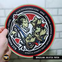Brazilian Jiu Jitsu Gi Patch Pits on Kimono  MMA BJJ  Grappling