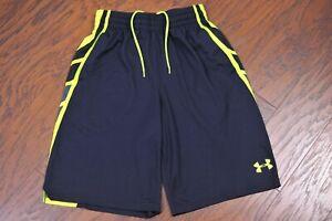 Under Armour Select Basketball Shorts Black Men's Medium M