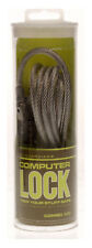 PC Guardian Computer Combination Lock Security 6' Cable Silver 22PS-70 * NEW