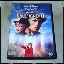 RITORNO DALL'IGNOTO Raro DVD Walt Disney Fuori Catalogo Bette Davis Buena Vista
