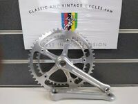 Vintage SR Royal Crankset Chainset 52x41t 170mm Campagnolo Strada Copy
