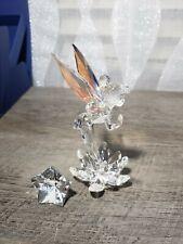 Swarovski Crystal 2008 Disney Tinkerbell- Mint Condition W/Certificates