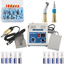 New Listingdental Lab 35000 Rpm Marathon Electric Micromotor N3 Handpiece Burs Cups Sa