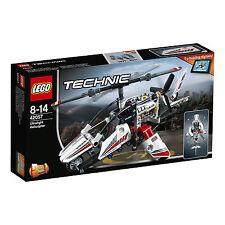1-7-1  LEGO® Technic (76064) Ultraleicht Helicopter Hubschrauber