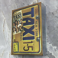 Taxi: The Complete Series (DVD, 2014, 17-Disc Set) Region 1 US Fast Shipping