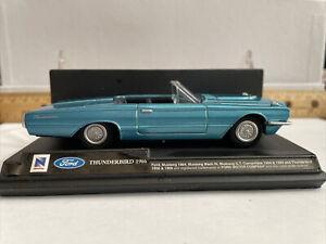 Ford Thunderbird 1966 Mustang Mach III G.T. Convertible