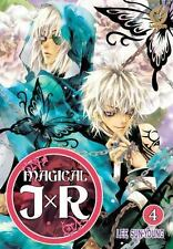 Magical JXR Volume 4 by Lee Sun-Young (2009, Paperback) Manga