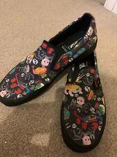 Disney Pixar Toy Story Mutant Toys Vans Shoes - UK Size 10 - Limited Edition
