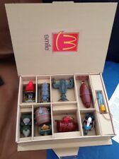 Disney Atlantis The Lost Empire Limited Edition McDonalds Happy Meal Toy Set NEW