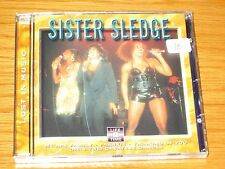 Lost in Music by Sister Sledge (CD, L.T. Series) NEW SEALED SOUL CD