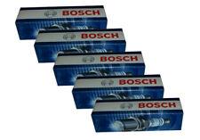 5 BOSCH Zündkerzen für VOLVO C30,C70 II,S40 II,V50