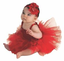 Red Chili Pepper Bunting Costume Dress-up NWT 0-9 6-12 Months