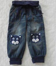 name it Baggy Jeans- Hose Strickbündchen Gr.80  NEU Caesar