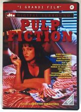 PULP FICTION DVD QUENTIN TARANTINO