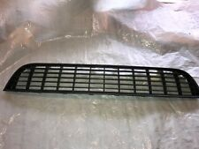 FIAT GRANDE PUNTO 06 ON MINT CONDITION BLACK LOWER GRILLE ALL CLIPS PERFECT