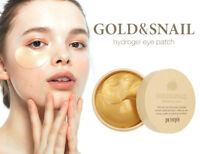 PETITFEE Gold & Snail Hydrogel Eye Patch 60 pieces for Soothing & Firming