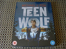 Teen Wolf Blu-ray RB RARE Limited Edition ZAVI Only 2000 Steelbook