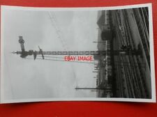 PHOTO  LSWR SIGNAL - SIDING  SIGNAL EASTLEIGH V2 4/9/54
