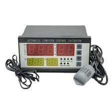 Xm-18 controlador Incubadora De Ovos Termostato higrostato Completo automático de comando W8K3