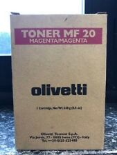 TONER ORIGINALE OLIVETTI MAGENTA B0433 PER D-COLOR MF 20