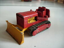 Matchbox Lesney Case Tractor in Red